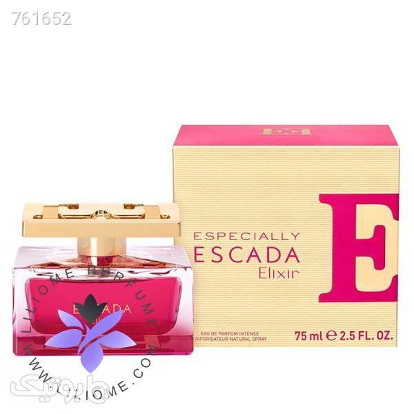 عطر ادکلن اسکادا اسپشیالی الکسیر | Escada Especially Elixir صورتی عطر و ادکلن