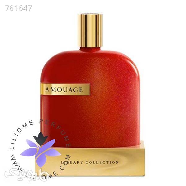 عطر ادکلن امواج اوپوس نه | Amouage Opus IX قرمز عطر و ادکلن