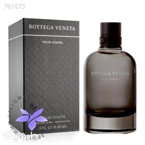 عطر ادکلن بوتگا ونتا مردانه | Bottega Veneta Pour Homme مشکی عطر و ادکلن
