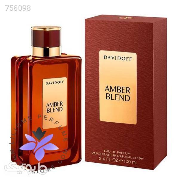 عطر ادکلن دیویدوف امبر بلند | Davidoff Amber Blend قهوه ای عطر و ادکلن