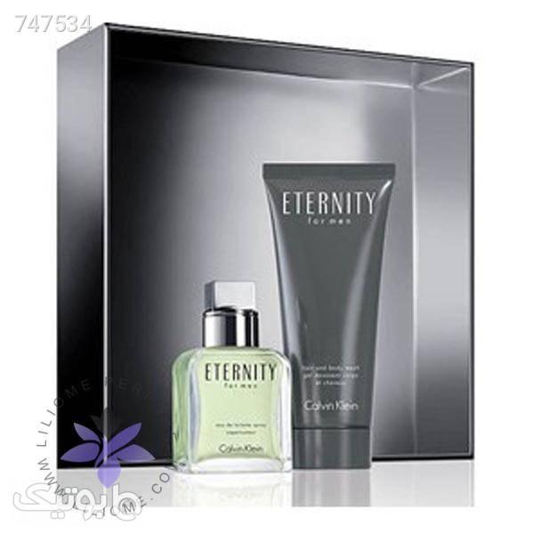 عطر ادکلن سی کی اترنیتی مردانه   CK Eternity زرد عطر و ادکلن