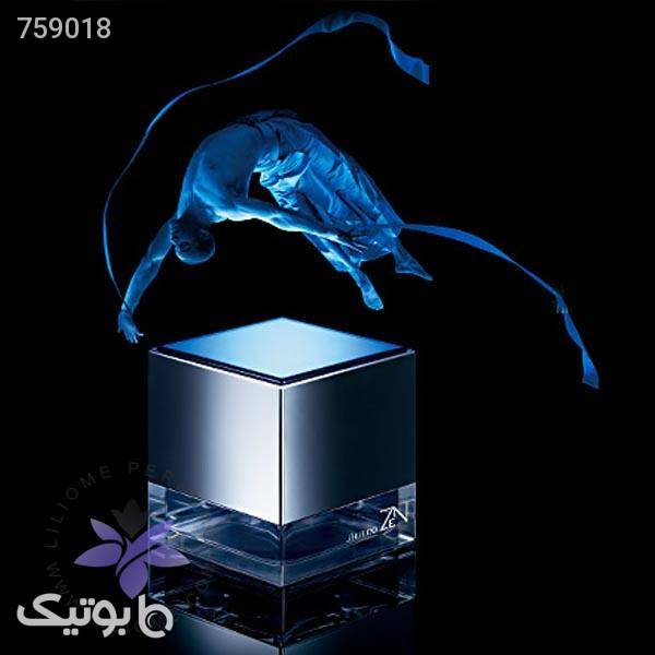 عطر ادکلن شیسیدو زن مردانه   Shiseido Zen for men آبی عطر و ادکلن