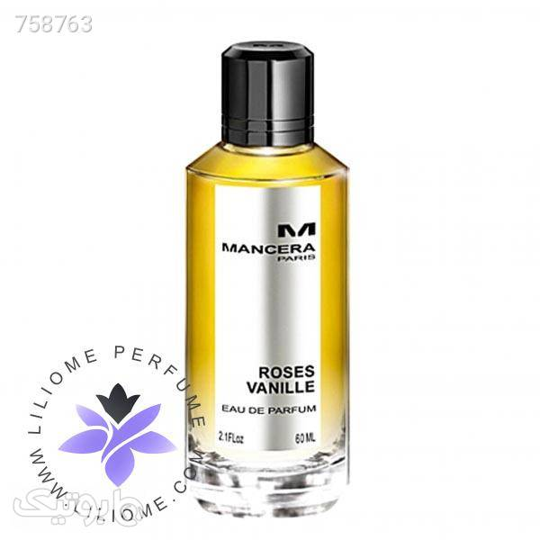 عطر ادکلن مانسرا رز وانیل | Mancera Roses Vanille زرد عطر و ادکلن
