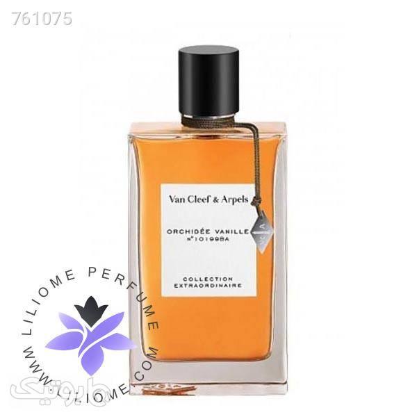 عطر ادکلن ون کلیف اند آرپلز ارکید وانیل | Van Cleef 038; Arpels Orchidee Vanille نارنجی عطر و ادکلن