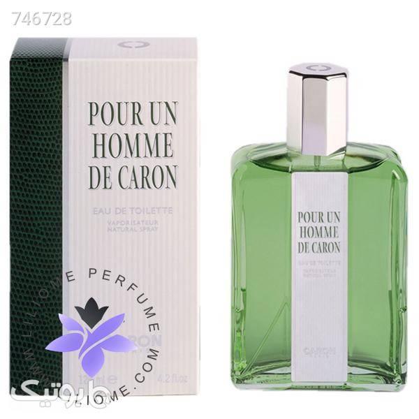عطر ادکلن کارون پورانومعطر شاه | Caron Pour Un Homme 200ml سبز عطر و ادکلن