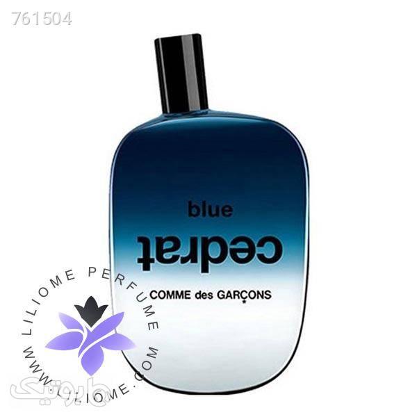 عطر ادکلن کومه دس گارسنز بلو سدرات   Comme des Garcons Blue Cedrat آبی عطر و ادکلن