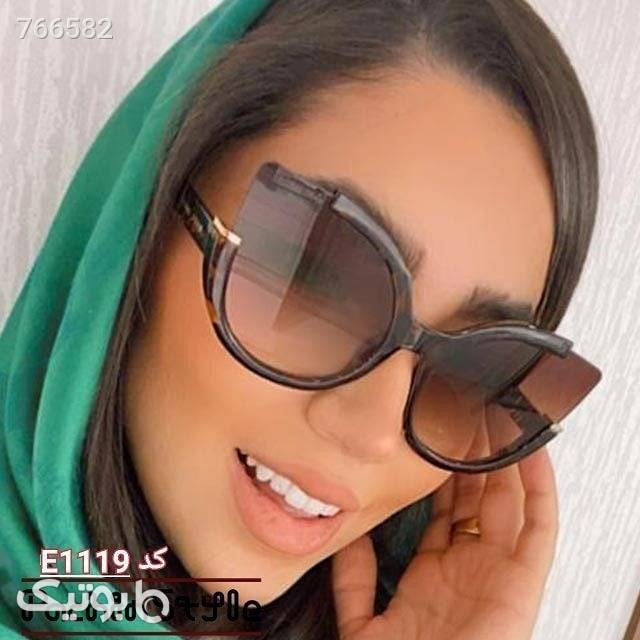 عینک قهوه ای عینک آفتابی