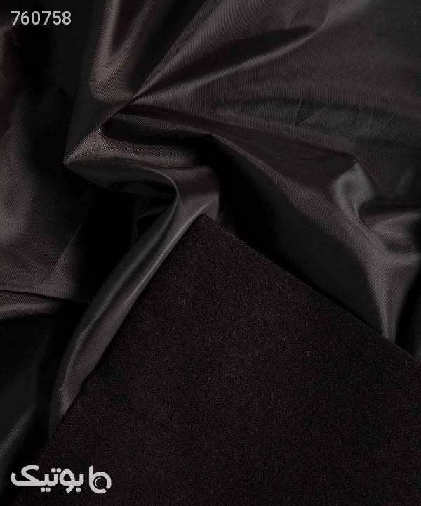 پالتو بلند زنانه آروما Aroma کد 22104033 مشکی پالتو زنانه