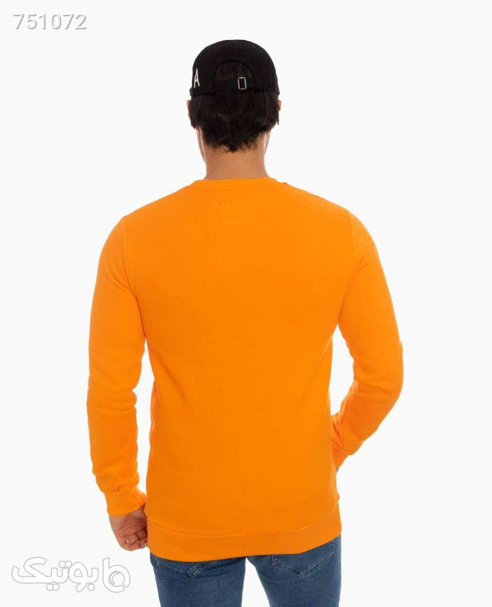 پلیور مردانه کد 9247OrangeS نارنجی پليور و ژاکت مردانه