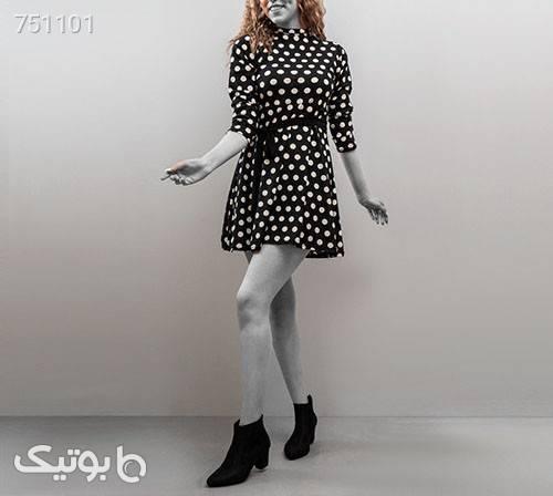 پيراهن عروسكي دخترانه مدل Melani مشکی پيراهن و سارافون زنانه