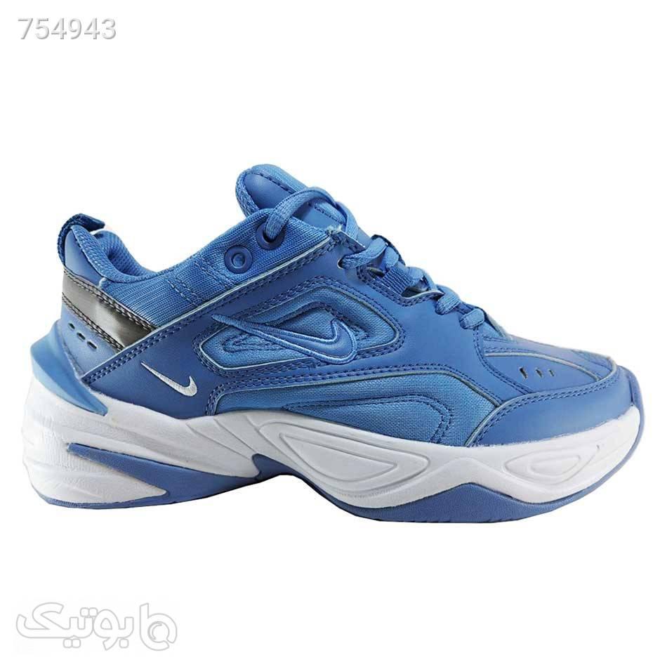 کتانی ورزشی نایکی زنانه Nike M2K Tekno آبی كتانی زنانه