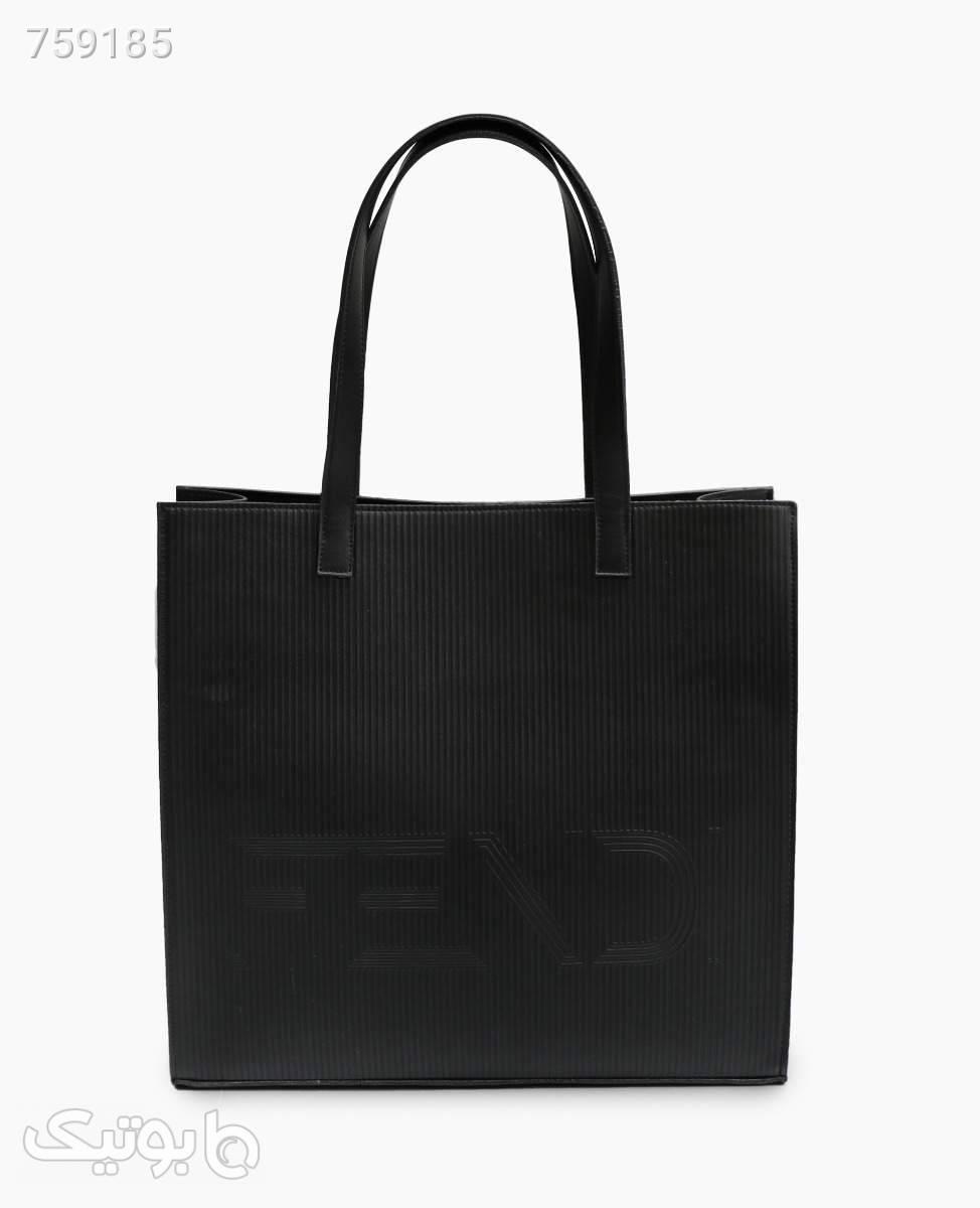 کیف دوشی زنانه Fendi مدل 3960Black كيف زنانه