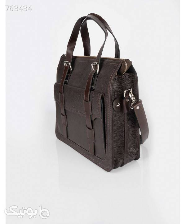 کیف چرم زنانه شهر چرم Leather City مدل N1521 مشکی كيف زنانه