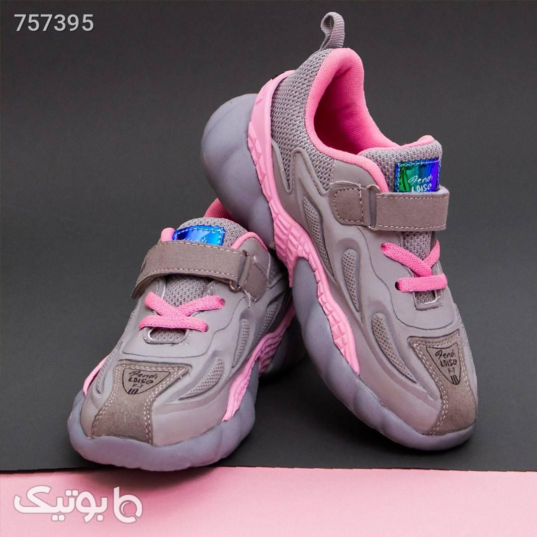 کفش بچگانه Lois مدل 1284  صورتی کیف و کفش بچگانه