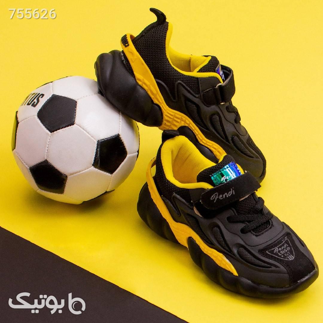 کفش بچگانه Yilda مدل 1285  مشکی کیف و کفش بچگانه