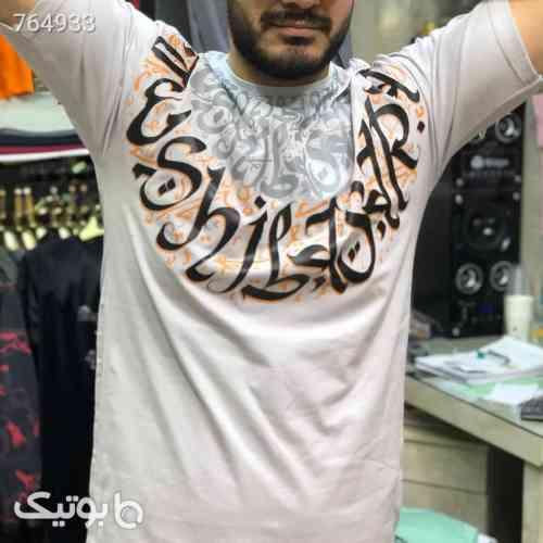 تیشرت لش پارچه پنبه دورو اعلا - تی شرت و پولو شرت مردانه