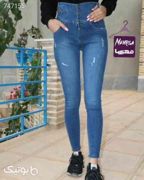 شلوار جینگندار - شلوار جین زنانه