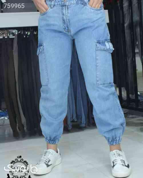 اسلش جين خارجی  - شلوار جین مردانه
