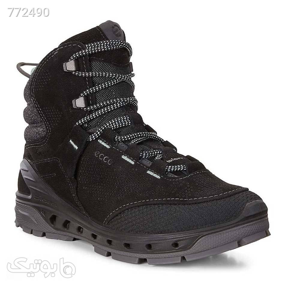 کفش کوهنوردی اکو مدل Ecco Bion Venture کد 85466351052 مشکی بوت زنانه