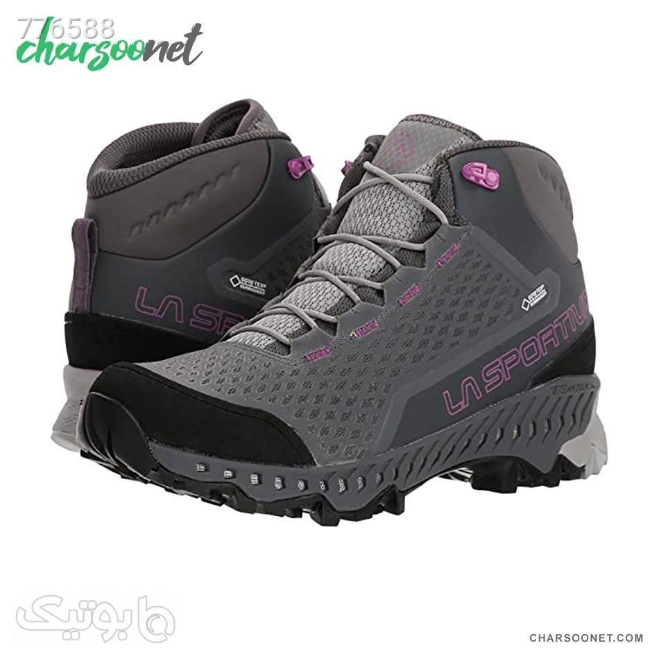 کفش کوهنوردی ضدآب لا اسپورتیوا La SportivaStream GTX Hiking Boots طوسی بوت مردانه