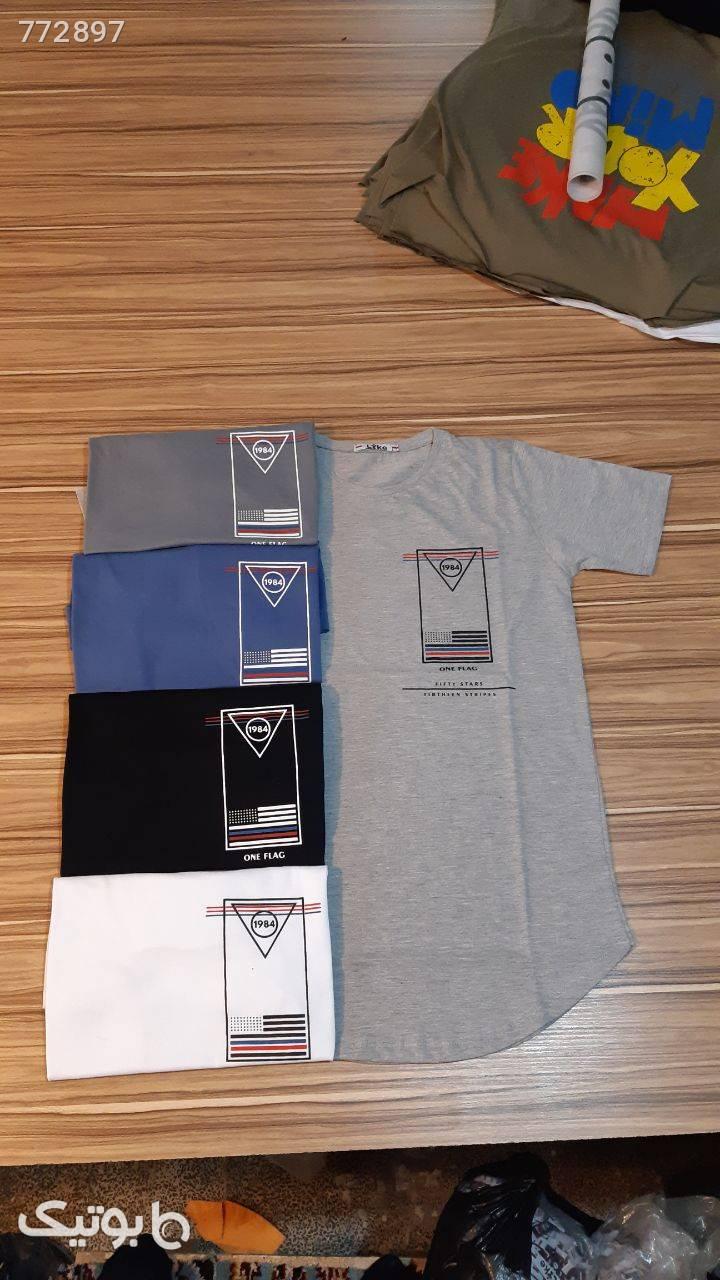 تیشرت سفید تی شرت و پولو شرت مردانه