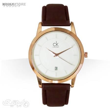 ساعت مچی Calvin Klein مدل Stylish قهوه ای ساعت