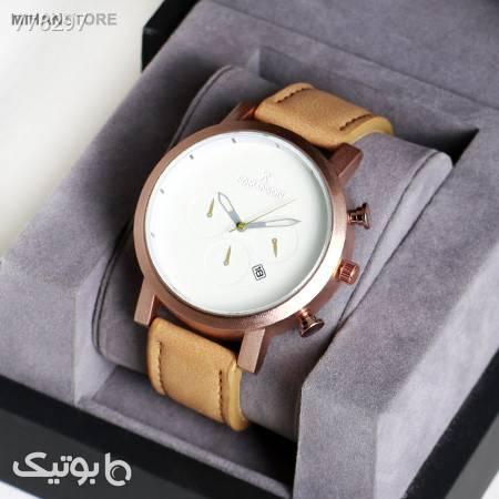 ساعت مچی Romanson مدل Wegan زرد ساعت