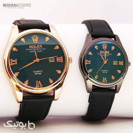ست ساعت مچی Rolex مدل Karen آبی ساعت