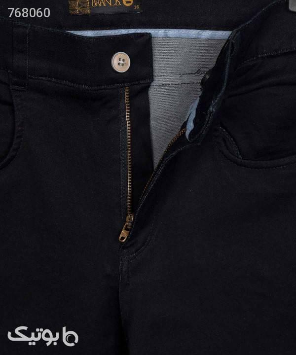 شلوار جین زنانه برندس Brands کد br9816 مشکی شلوار جین زنانه