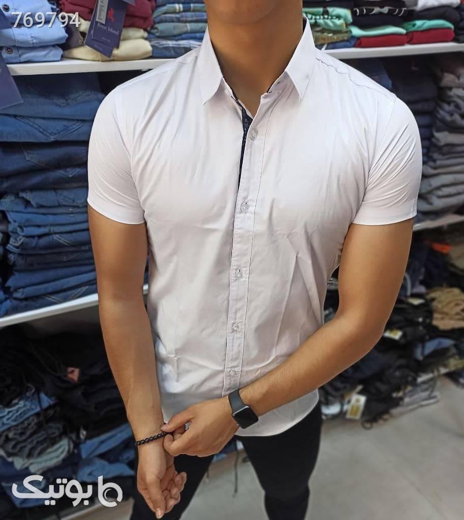 پیراهن سفید پيراهن مردانه