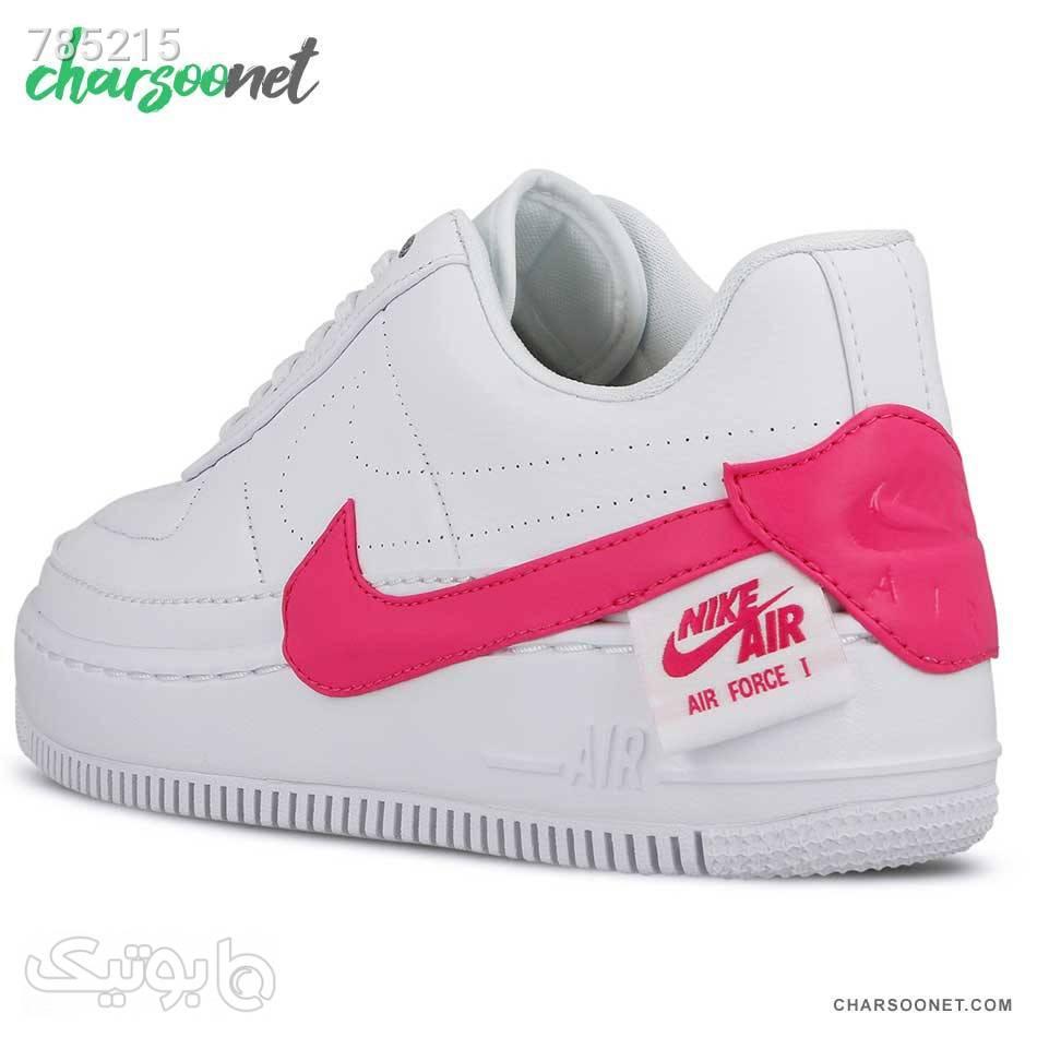 کتانی دخترانه نایکی Nike Airforce سفید كتانی زنانه