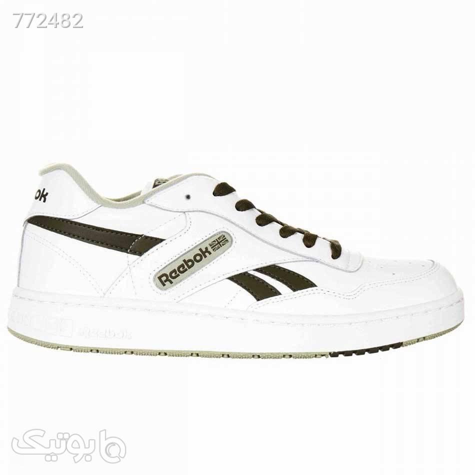 کفش اسنیکرز ریباک مدل Reebok BB 4000 کد FW7789 سفید كتانی مردانه