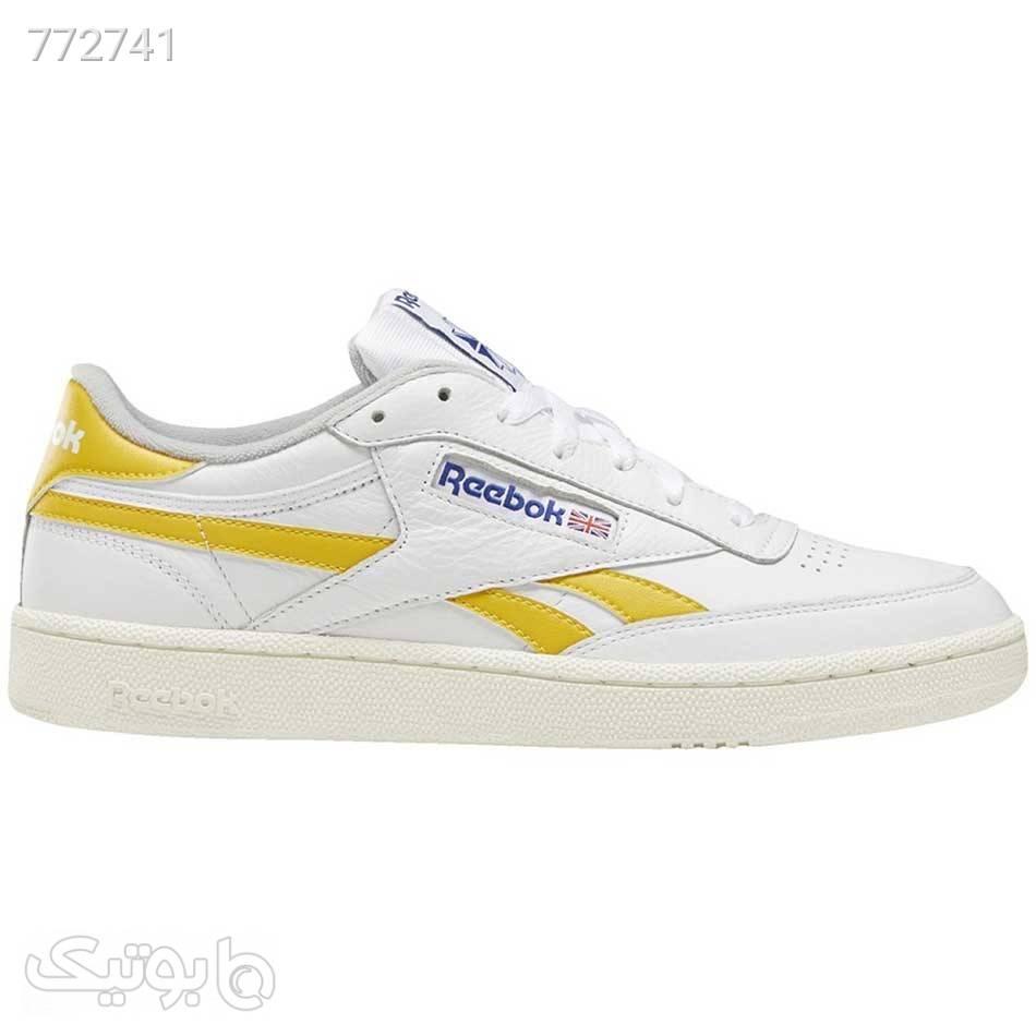 کفش اسنیکر مردانه ریباک مدل Reebok Club C کد DV7178 سفید كتانی مردانه