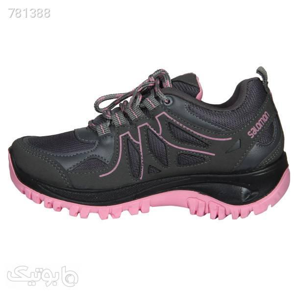 کفش طبیعت گردی حمید اسپرت کد 609233 مشکی كتانی مردانه