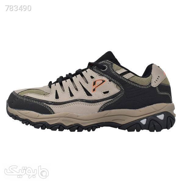 کفش کوهنوردی مردانه پاما مدل Darvin کد 2G1326 طوسی كتانی مردانه