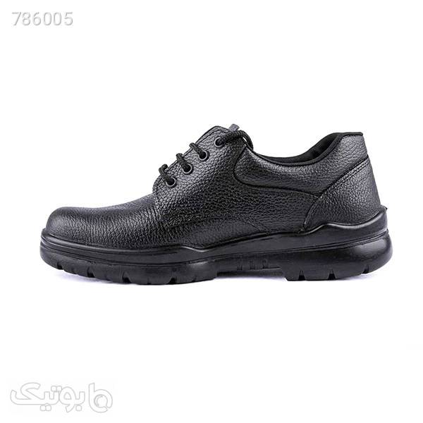 کفش روزمره مردانه کفش ملی مدل 13196763 مشکی كفش مردانه