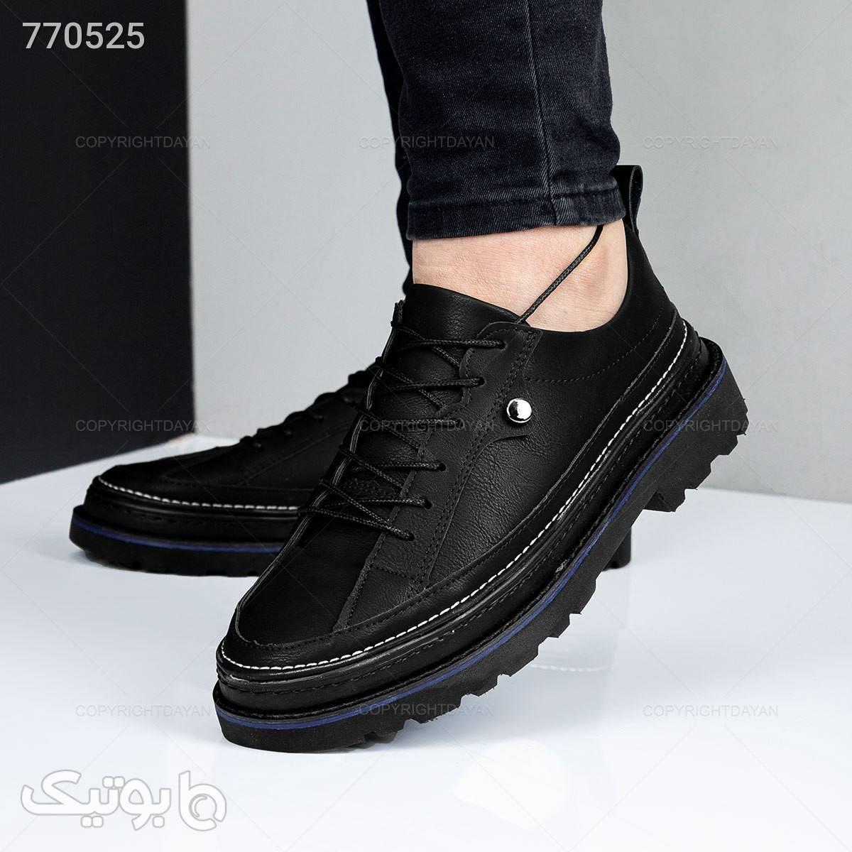 کفش مردانه Maran مدل 18503   مشکی كفش مردانه