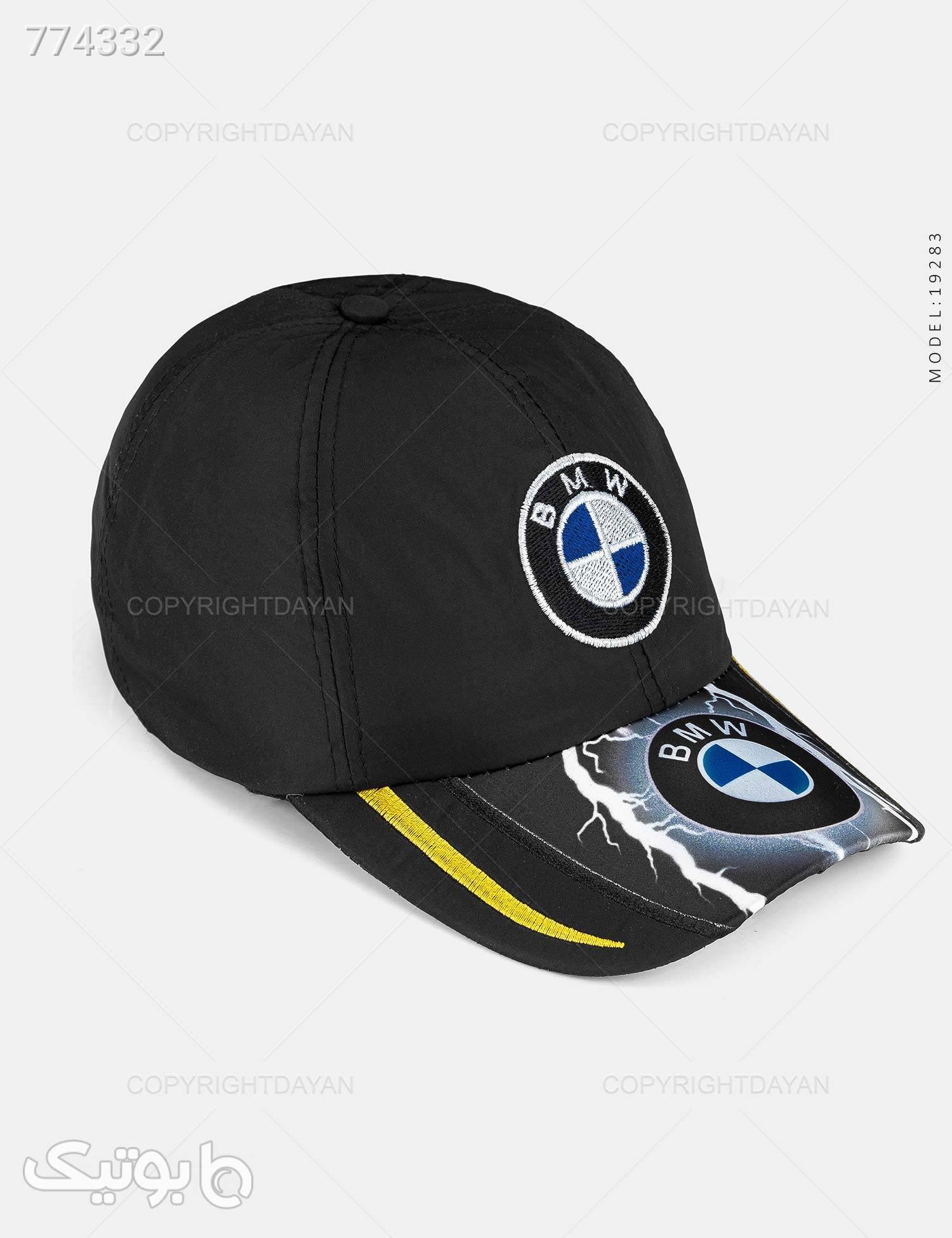 کلاه کپ BMW مدل 19283 قرمز کلاه و اسکارف