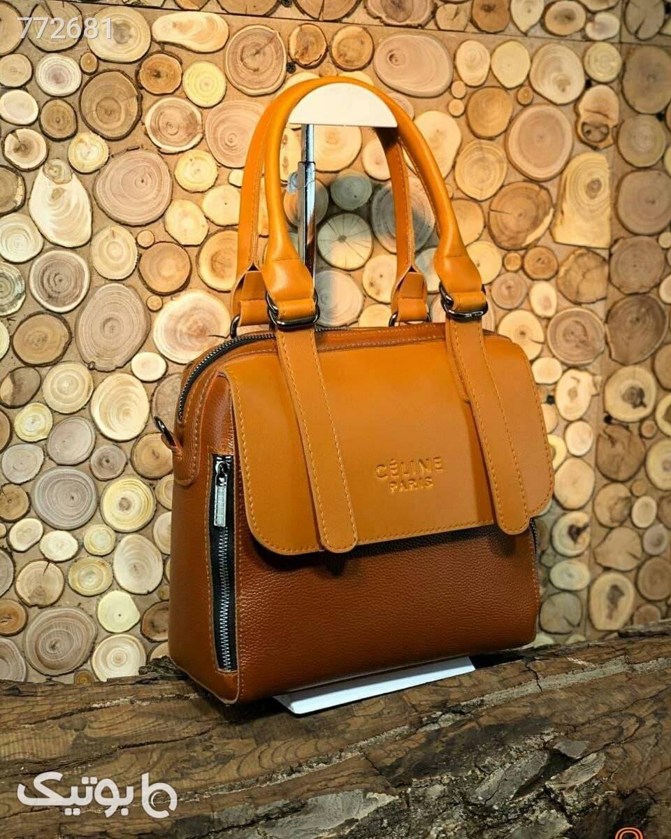کیف زنانه  نارنجی كيف زنانه
