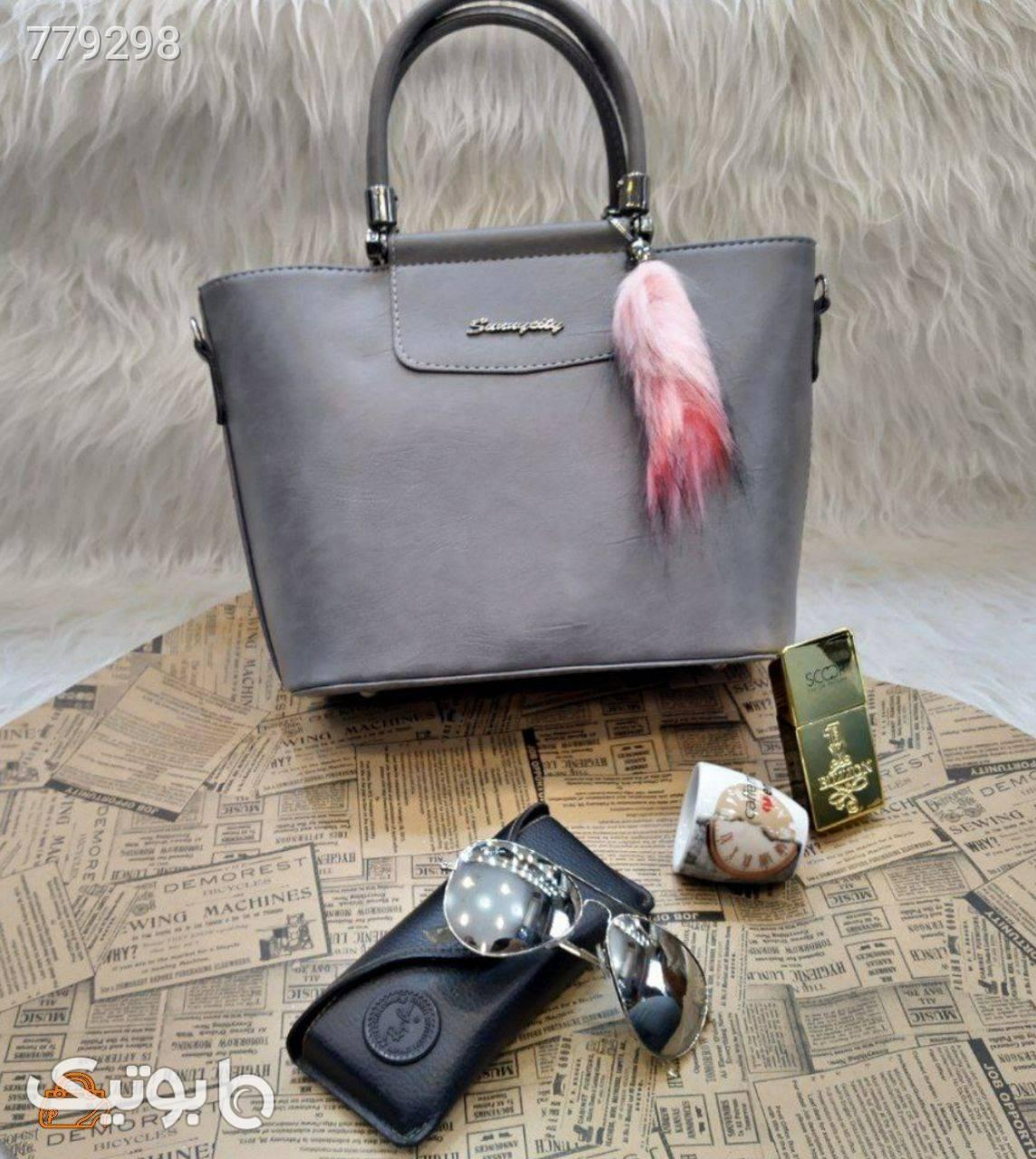 کیف زنانه  مشکی كيف زنانه