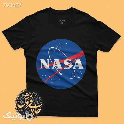 تیشرت های طرح ناسا مردانه و زنانه - تی شرت زنانه