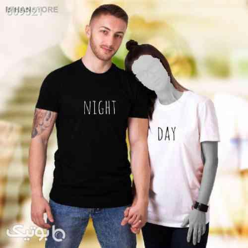https://botick.com/product/809321-ست-تی-شرت-مردانه-و-زنانه-Night-Day-
