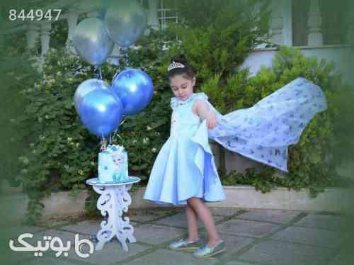 سارافون السا پرنسسی - لباس کودک دخترانه