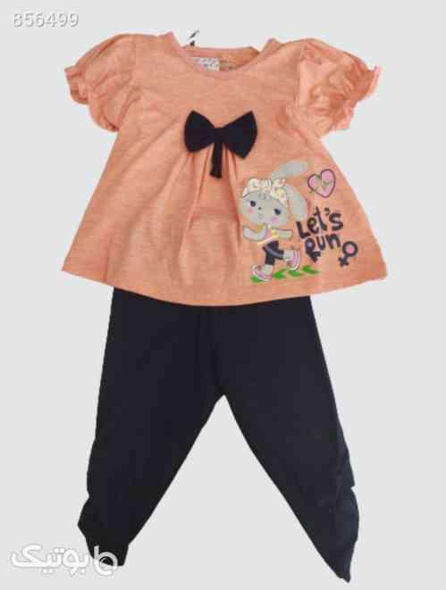 ست بلوز و شلوار - لباس کودک دخترانه