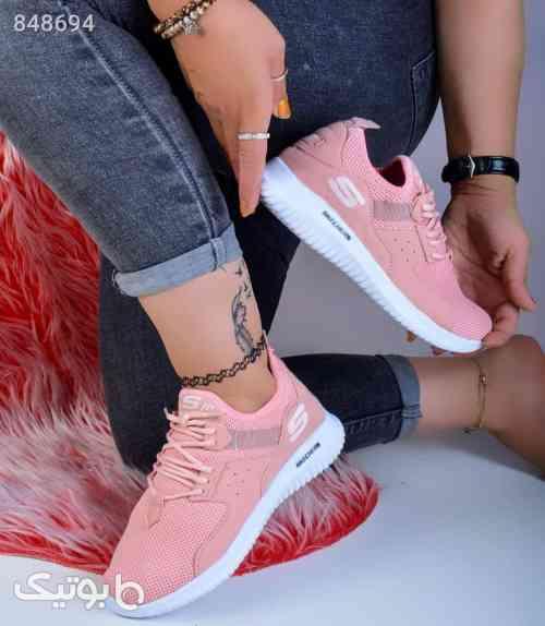 کفش اسپرت بافتی - كتانی زنانه