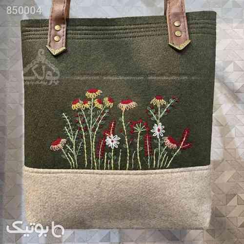 کیف های نمدی دست دوز  - كيف زنانه