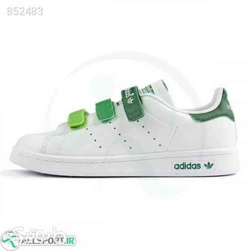 https://botick.com/product/852483-کتانی-رانینگ-بچه-گانه-آدیداس-Adidas-Stan-Smith-Velcro-Green