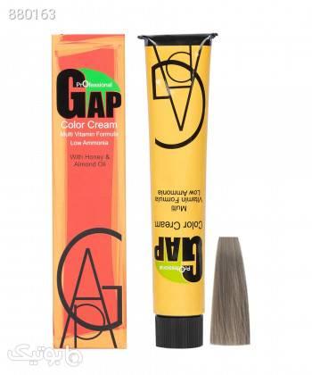 رنگ مو گپ Gap سری شامپاینی حجم 100 میلی لیتر زرد آرایش مو