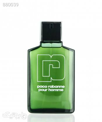 ادوتویلت مردانه پاکو رابان Paco Rabanne مدل Paco Rabanne Pour Homme حجم 100 میلی لیتر سبز ابزار آرایشی