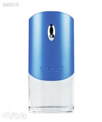 ادوتویلت مردانه ژیوانشی Givenchy مدل Pour Homme Blue Label حجم 100 میلی لیتر آبی بهداشت و مراقبت پوست